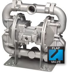 X50 metallic flap valve e8059e