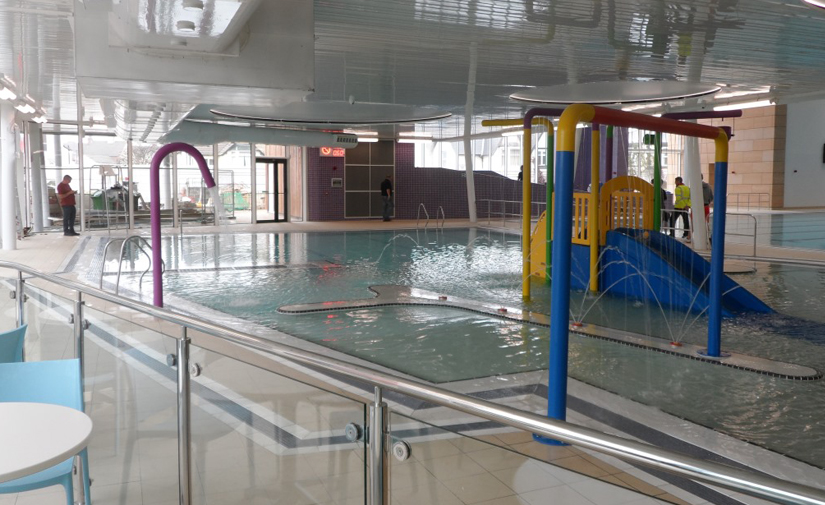 Redcar Leisure And Community Heart