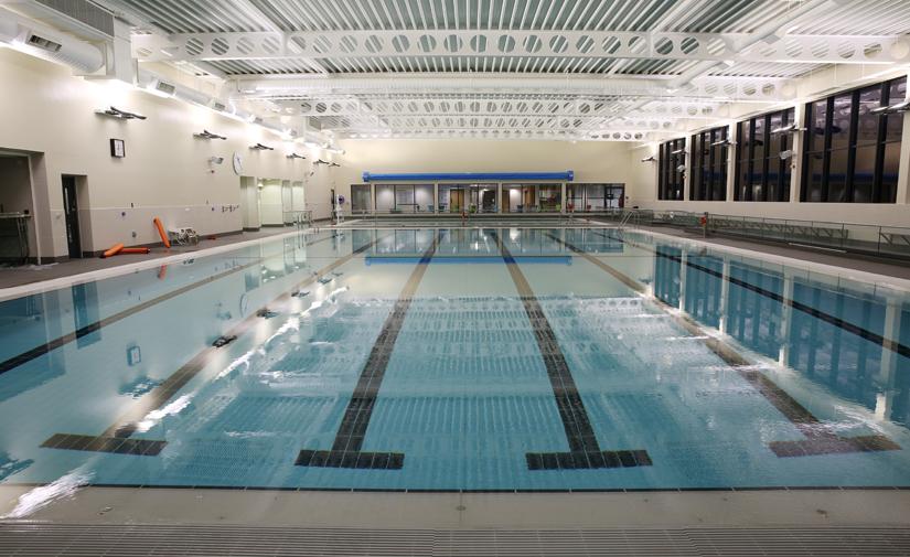Wednesbury Leisure Centre West Midlands