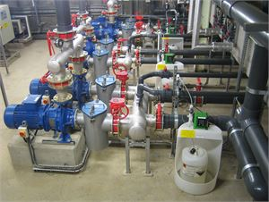 9 Filtration Water Treatment Plant