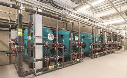 Filtration + Water Treatment
