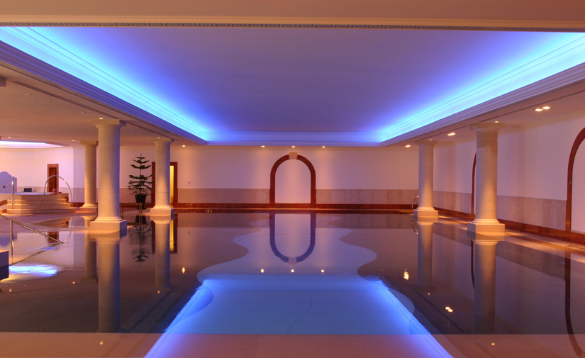 The Spa At Pennyhill Park Hotel London