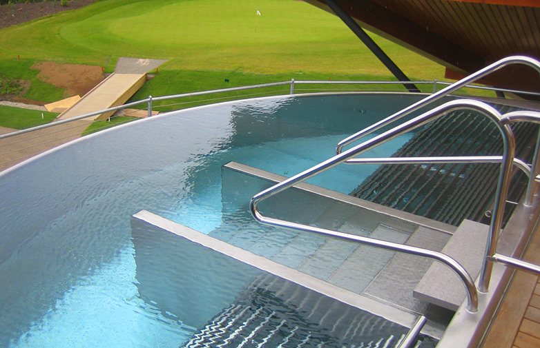 Our Choice of Best Stainless Steel Swimming Pools Pics - Home of Cat ...