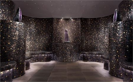 05 Crystal Steam Room